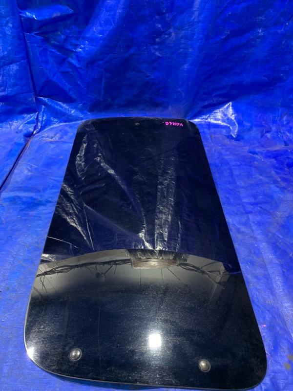 Стекло собачника Toyota Granvia KCH16 1KZ заднее правое (б/у)
