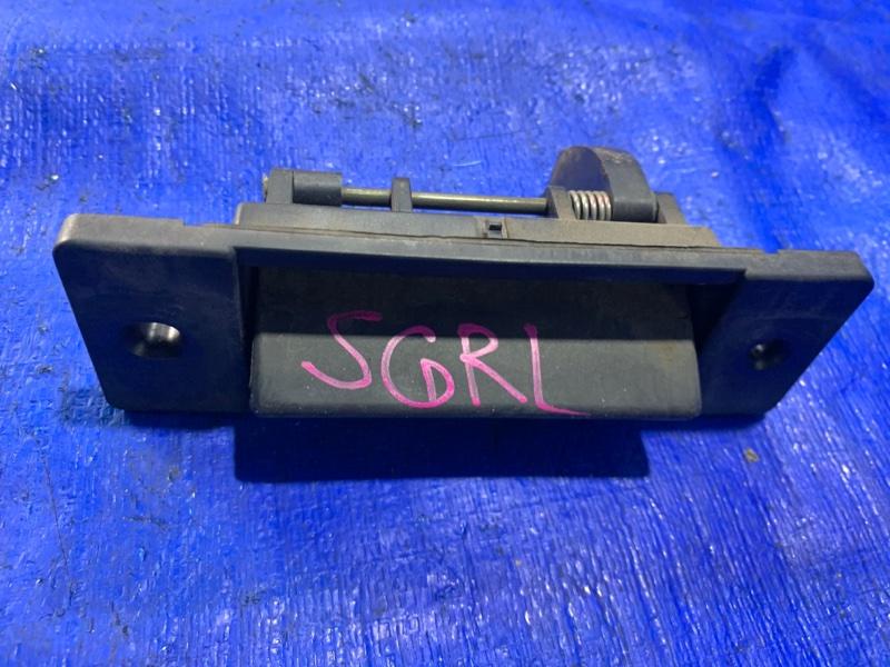 Ручка двери задней Mazda Bongo SGLR задняя (б/у)