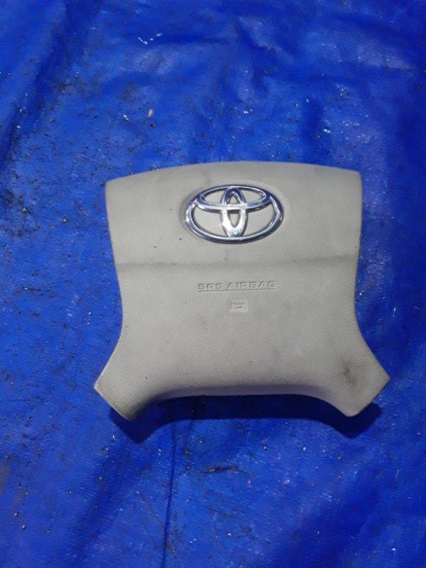 Airbag водительский Toyota Allion NZT260 (б/у)