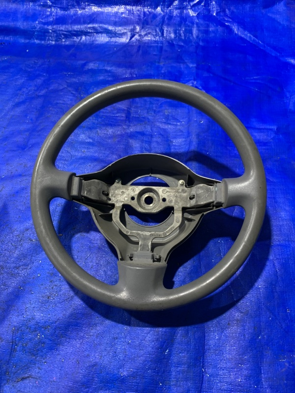 Руль Toyota Sienta NCP85 1NZFE (б/у)