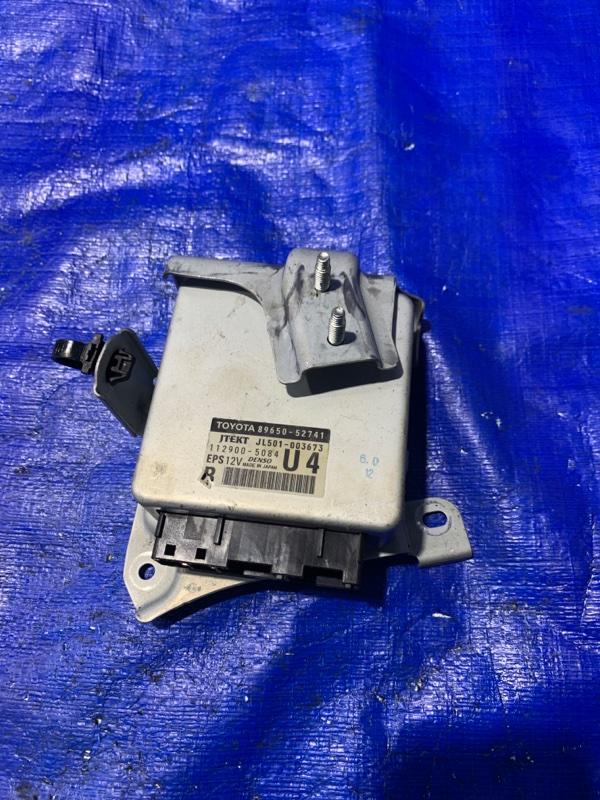 Блок управления рулевой рейкой Toyota Vitz NSP135 1NZFE (б/у)
