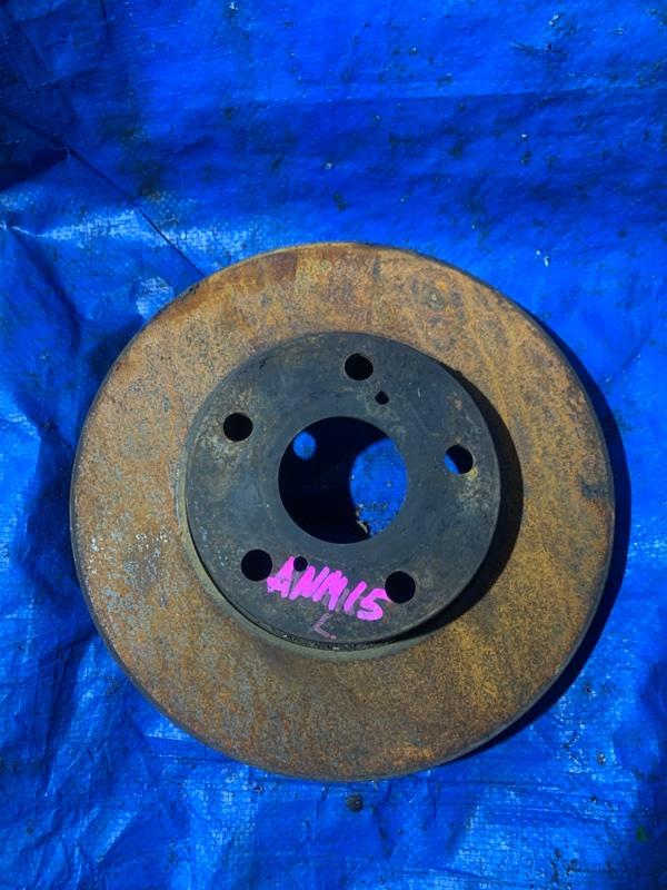 Тормозной диск Toyota Isis ANM10G передний (б/у)