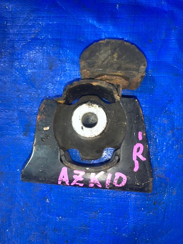 Подушка двигателя Toyota Sai AZK10 2AZFXE левая (б/у)