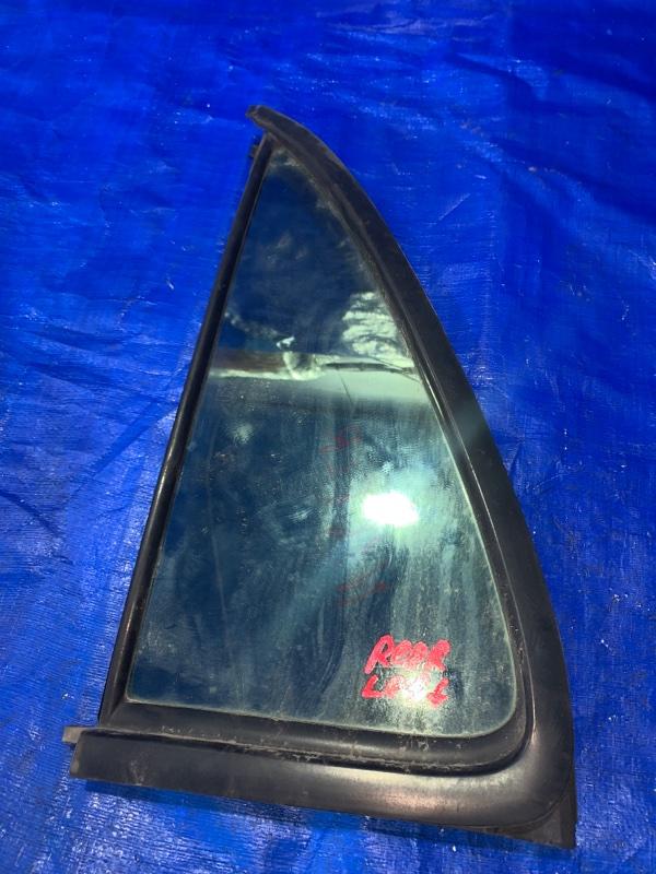 Форточка двери Toyota Hilux Surf KZN185 задняя левая (б/у)
