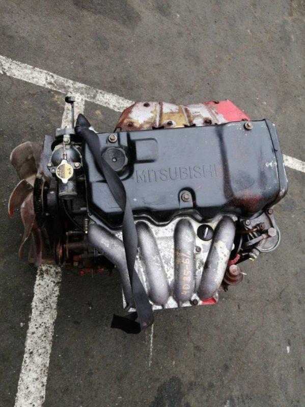 Двигатель Mitsubishi Canter FG 4D35 (б/у)
