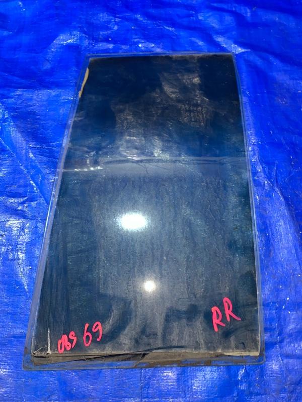 Форточка двери Isuzu Bighorn UBS25DW задняя правая (б/у)