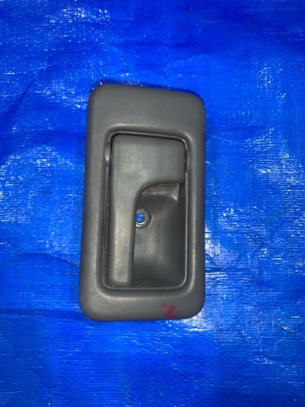 Ручка двери внутренняя Isuzu Bighorn UBS25DW задняя левая (б/у)