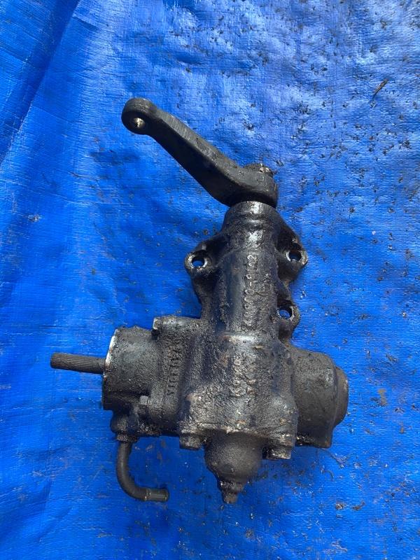Рулевой редуктор Suzuki Jimny JB23W K6A (б/у)