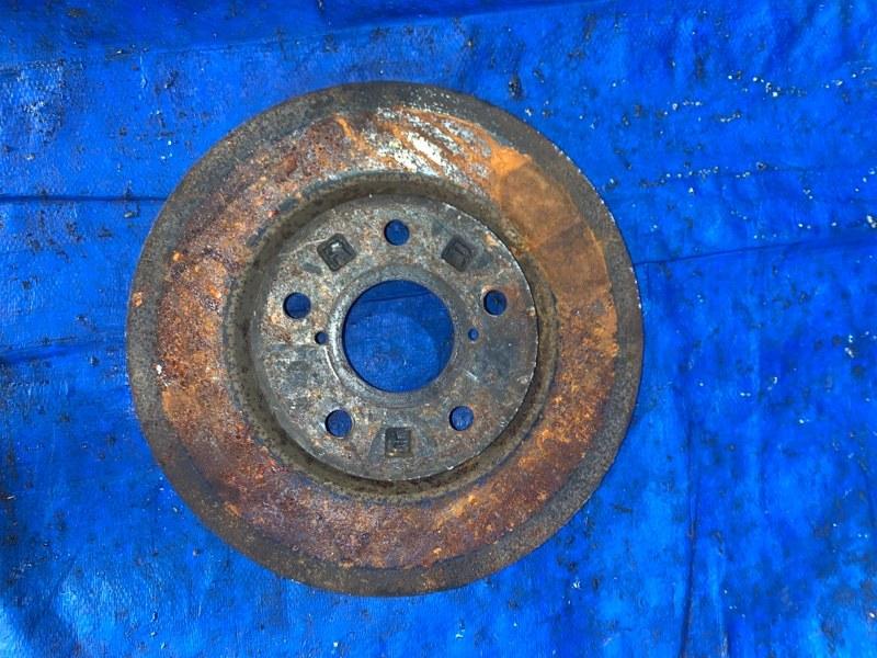Тормозной диск Toyota Crown Majesta UZS187 3UZFE передний правый (б/у)