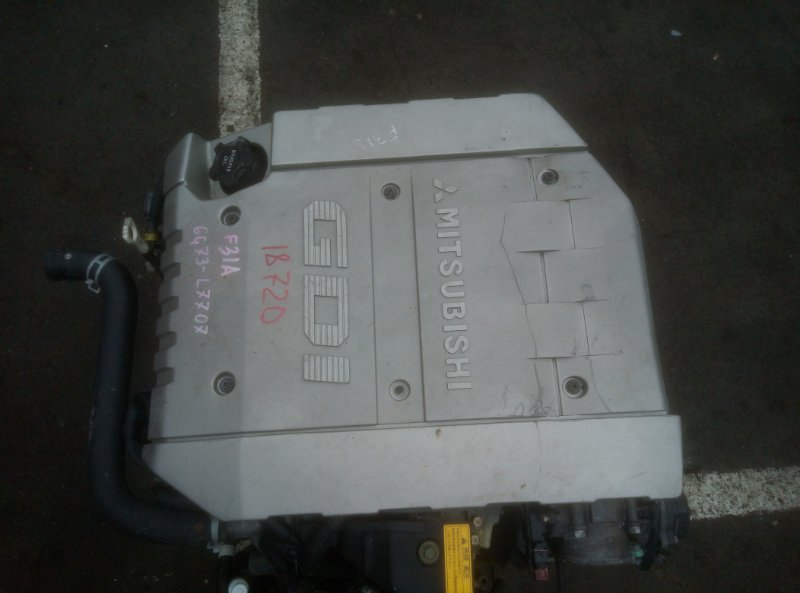 Двигатель Mitsubishi Diamante F31A 6G73 (б/у)