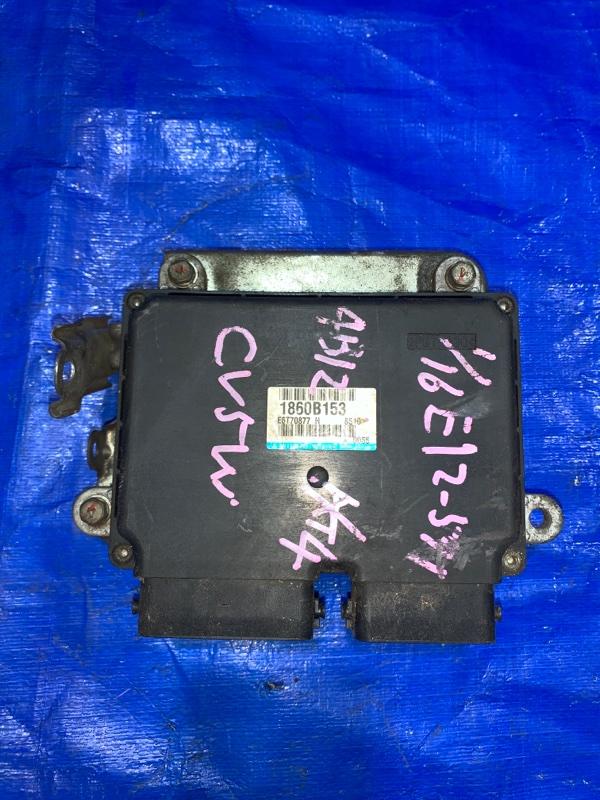 Блок efi Mitsubishi Outlander CW5W 4B12 (б/у)