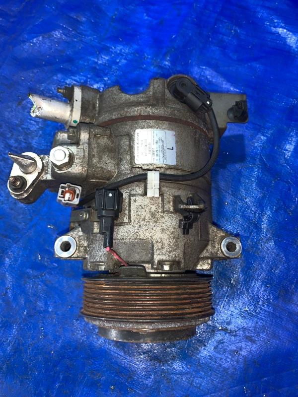 Компрессор кондиционера Nissan Fx37 KY51 VQ37VHR (б/у)