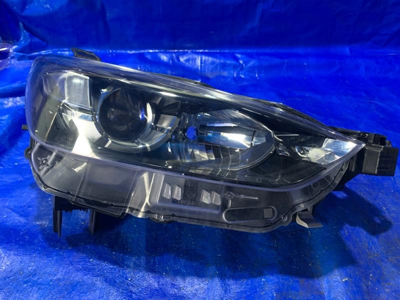 Фара Mazda Cx-3 DK5FW передняя правая (б/у)