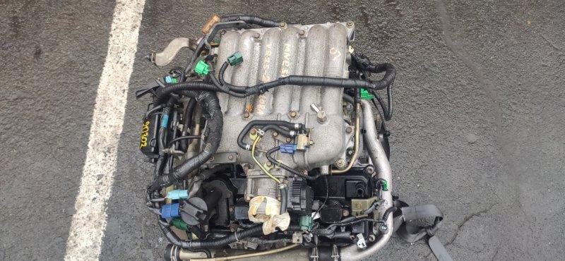 Двигатель Nissan Elgrand MNE51 VQ25DE (б/у)