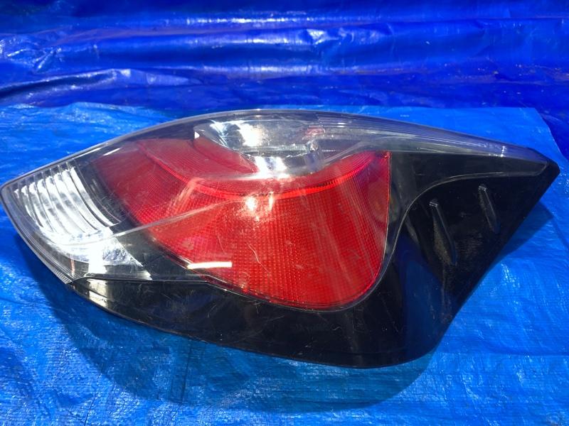 Стоп-сигнал Toyota Aqua NHP10 задний правый (б/у)