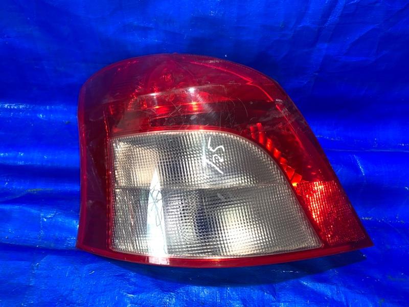 Стоп-сигнал Toyota Vitz SCP90 задний левый (б/у)