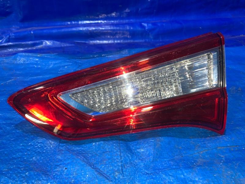 Стоп-вставка Toyota Vitz KSP130 задняя правая (б/у)