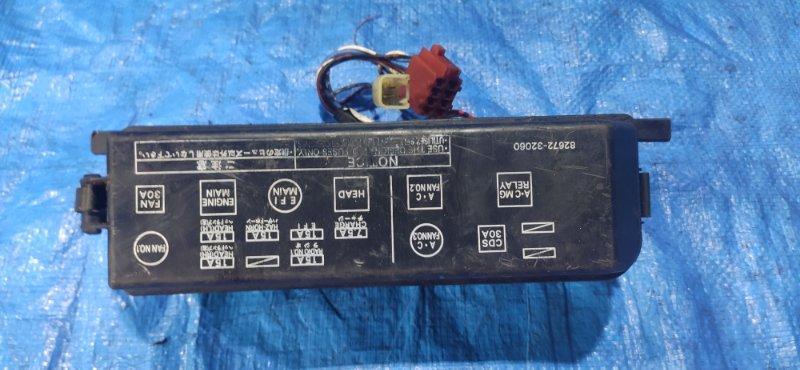 Блок предохранителей Toyota Vista SV21 3S (б/у)