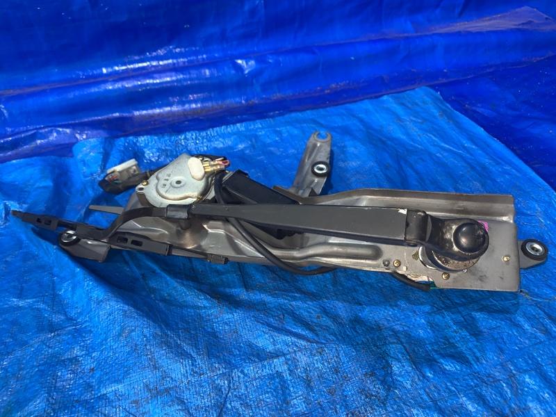 Мотор дворников Nissan Terrano R50 (б/у)