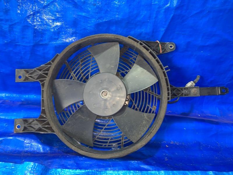 Вентилятор Nissan Elgrand AVWE50 QD32ETI передний (б/у)