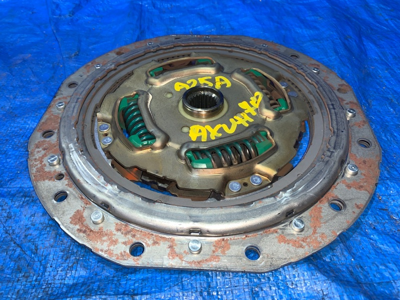 Диск сцепления Toyota Camry AXVH70 A25AFXS (б/у)