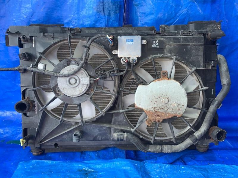 Радиатор Toyota Sai AZK10 2AZFXE (б/у)