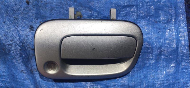 Ручка двери задней Toyota Rav4 ACA20 задняя (б/у)