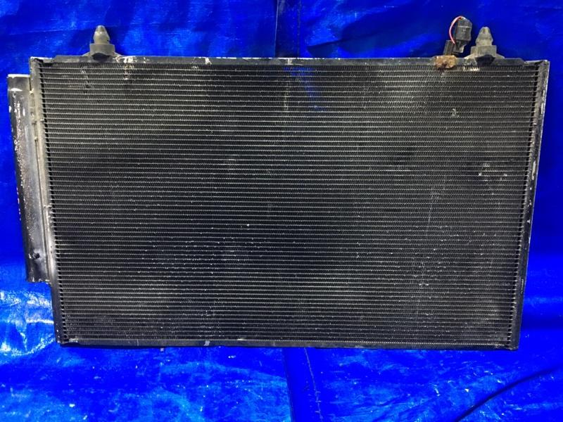 Радиатор кондиционера Toyota Wish ZNE14 1ZZ передний (б/у)