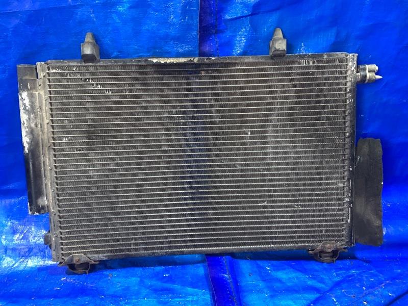 Радиатор кондиционера Toyota Platz SCP11 2SZFE (б/у)