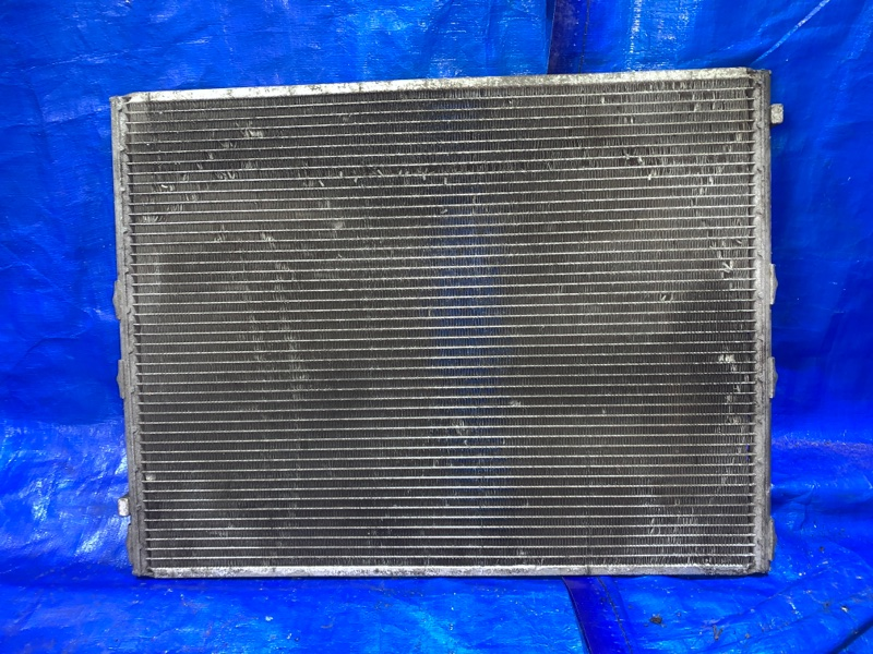 Радиатор кондиционера Toyota Hilux Surf KZN185 передний (б/у)