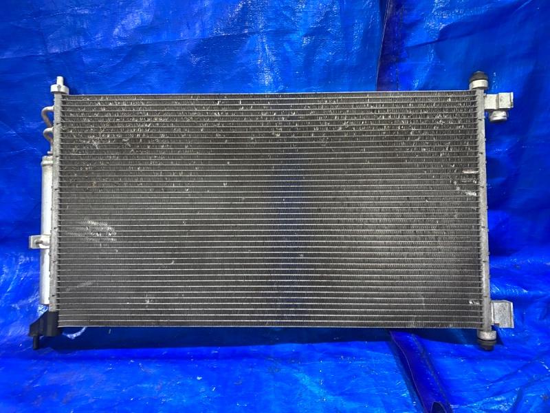 Радиатор кондиционера Nissan Note NE11 передний (б/у)