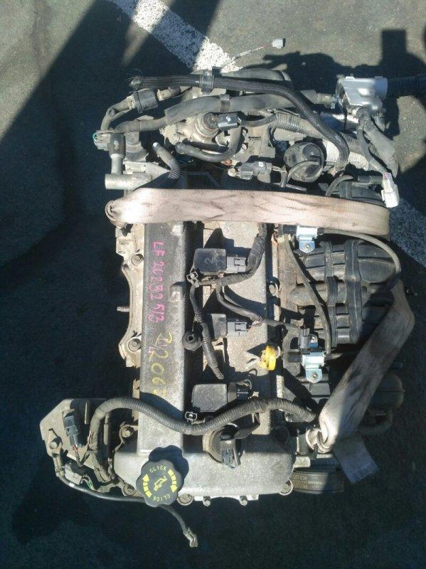 Двигатель Mazda Premacy CREW LF (б/у)