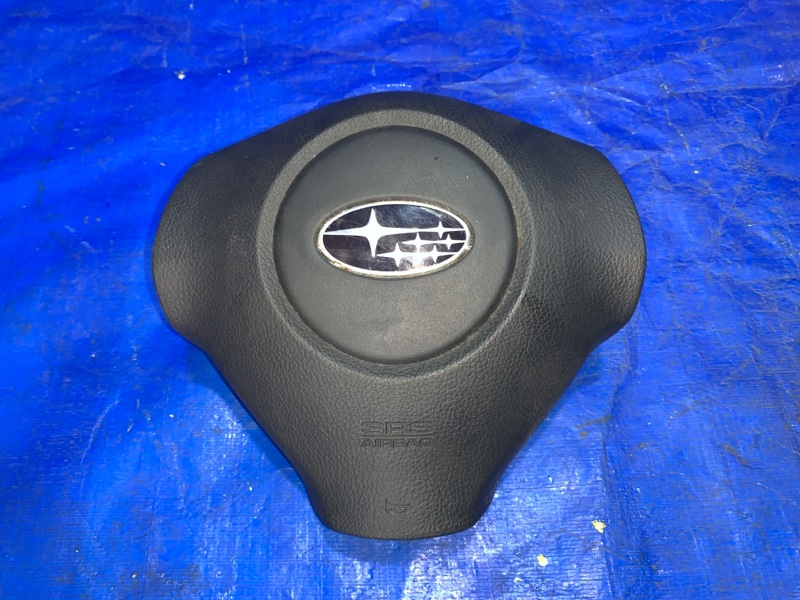 Airbag водительский Subaru Exiga YA5 EJ205 (б/у)