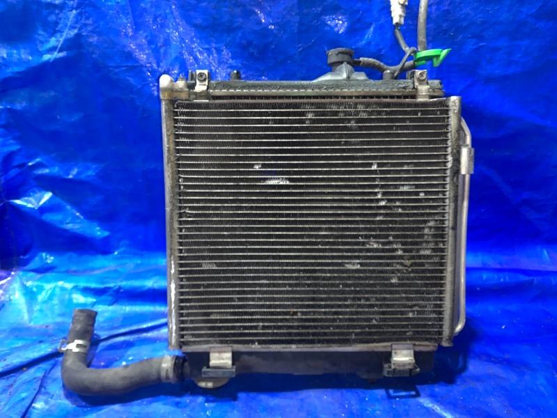Радиатор основной Nissan Moco MC21S K6A (б/у)