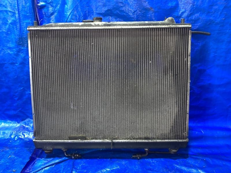 Радиатор основной Mitsubishi Pajero V73W 6G72 (б/у)