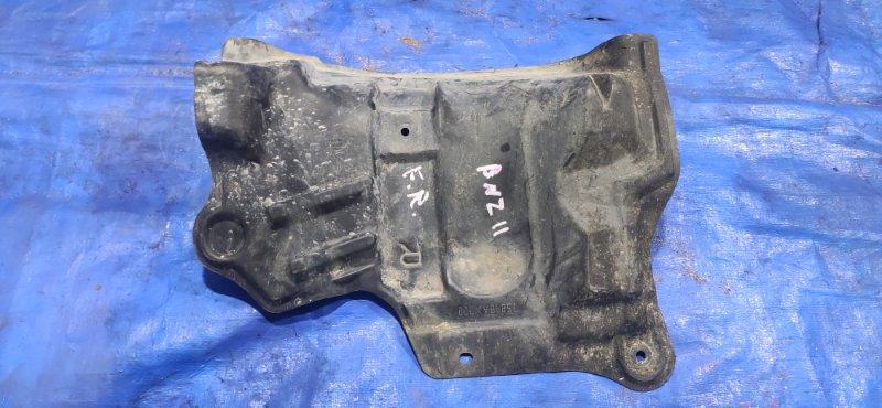 Защита двигателя Nissan Cube BNZ11 передняя правая (б/у)
