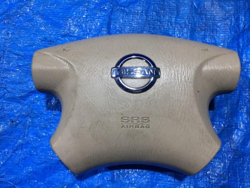 Airbag водительский Nissan Serena TNC24 (б/у)