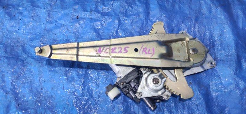Стеклоподъемник Toyota Raum NCZ25 задний левый (б/у)