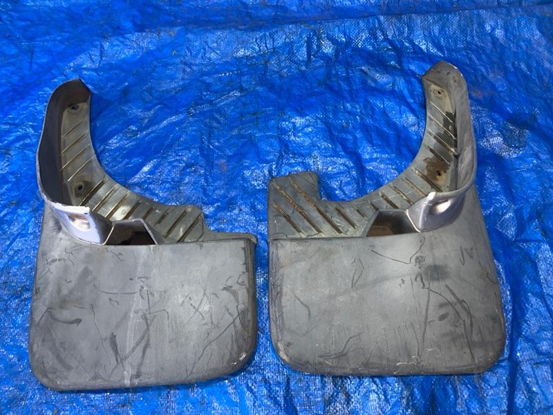 Брызговики комплект Isuzu Bighorn UBS69 задние (б/у)