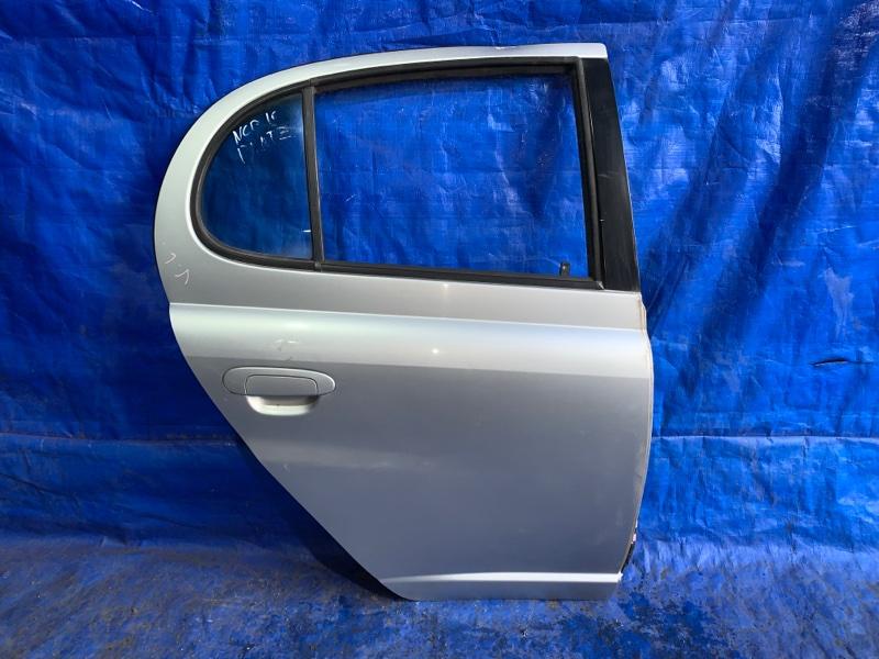 Дверь Toyota Platz NCP16 задняя правая (б/у)