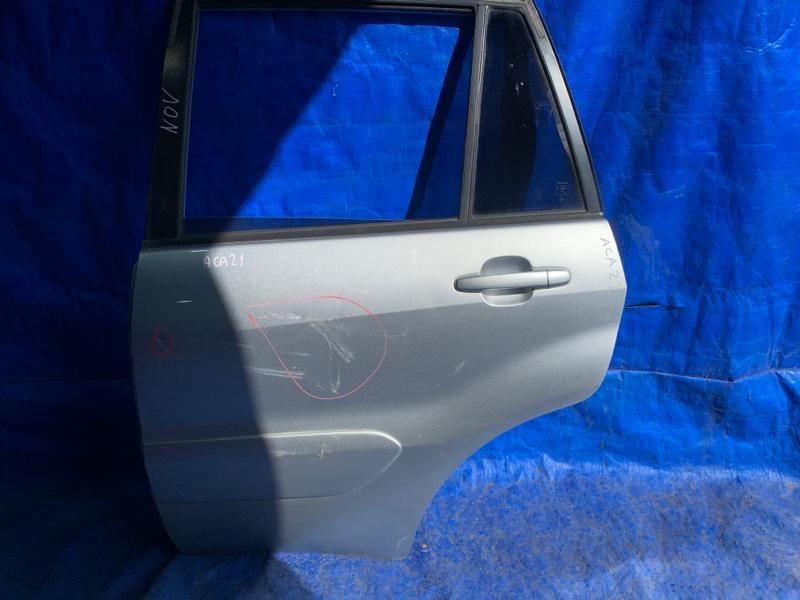 Дверь Toyota Rav4 ACA21 задняя левая (б/у)