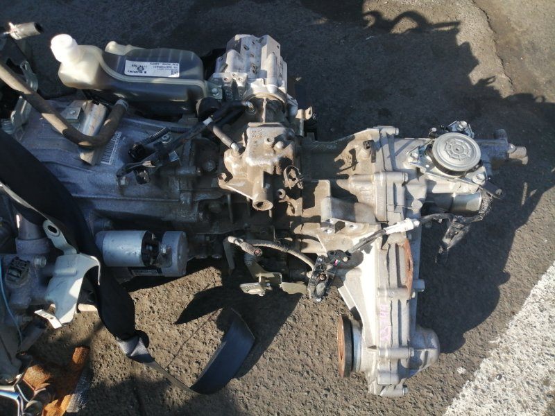 Акпп Suzuki Every DA17V R06A (б/у)