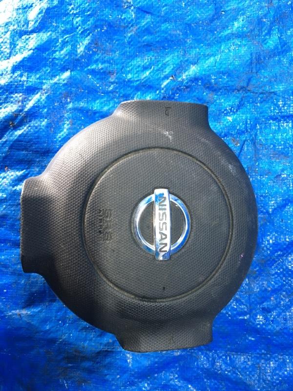 Airbag водительский Nissan Cube Z11 (б/у)