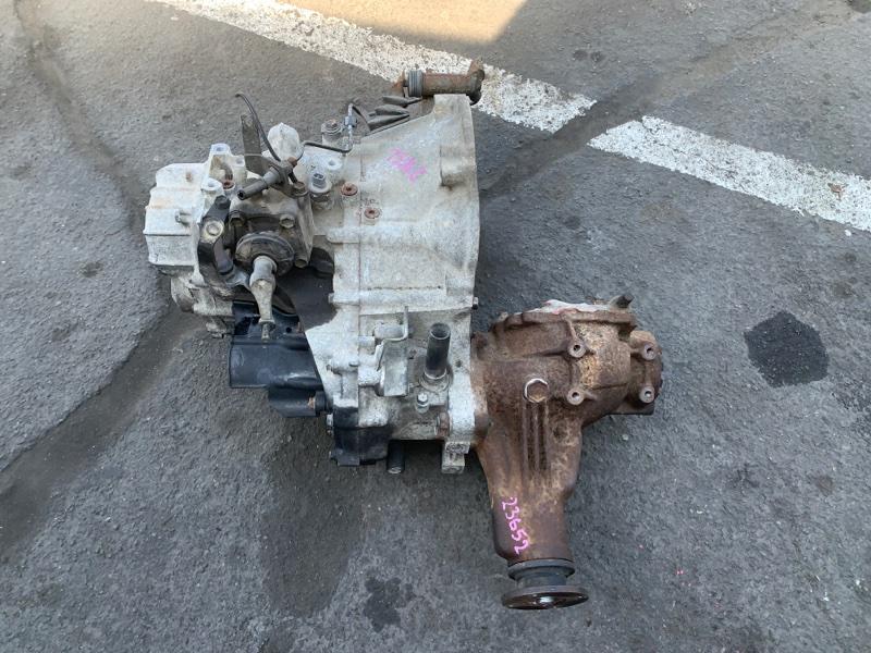 Мкпп Toyota Corsa EL45 5EFE (б/у)