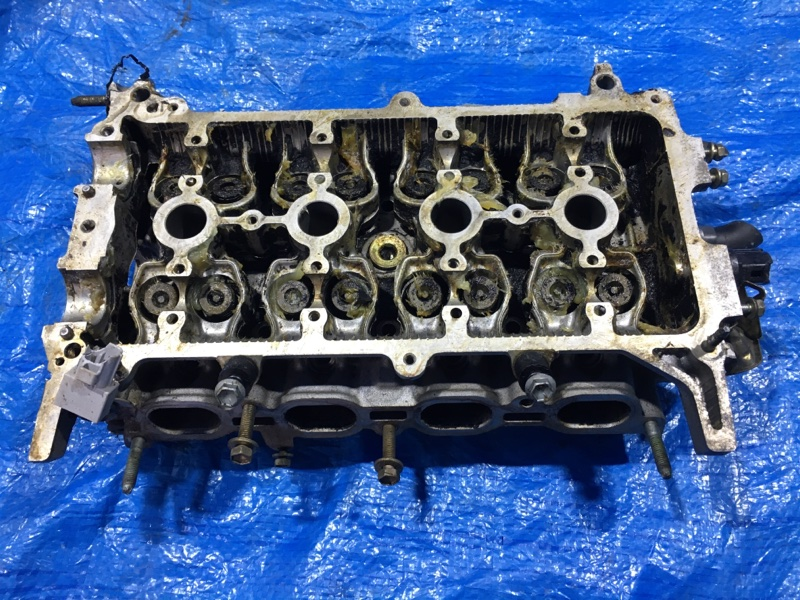 Головка блока цилиндров Toyota Probox NCP55 1NZ (б/у)