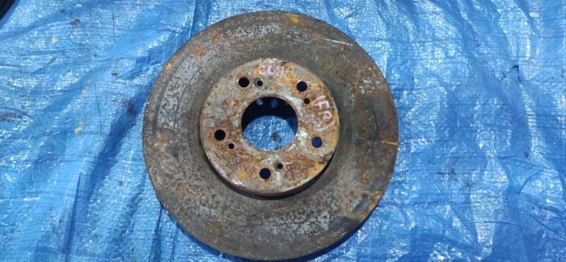 Тормозной диск Honda Accord CL9 передний правый (б/у)