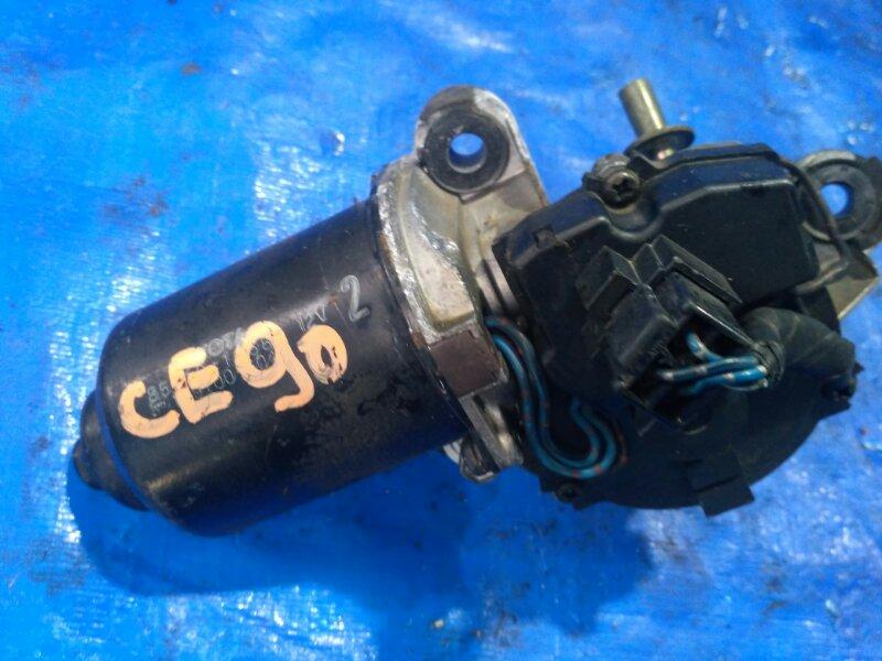 Мотор дворников Toyota Corolla CE90 1C (б/у)