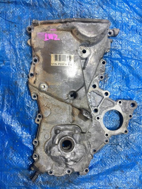 Лобовина двс Toyota Probox NCP55 1NZ (б/у)