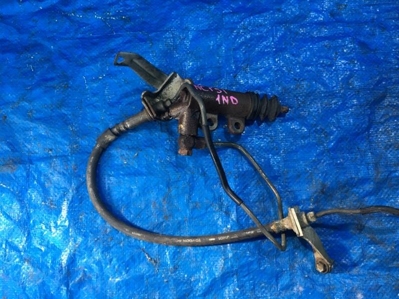 Рабочий цилиндр сцепления Toyota Probox NLP51 1ND (б/у)