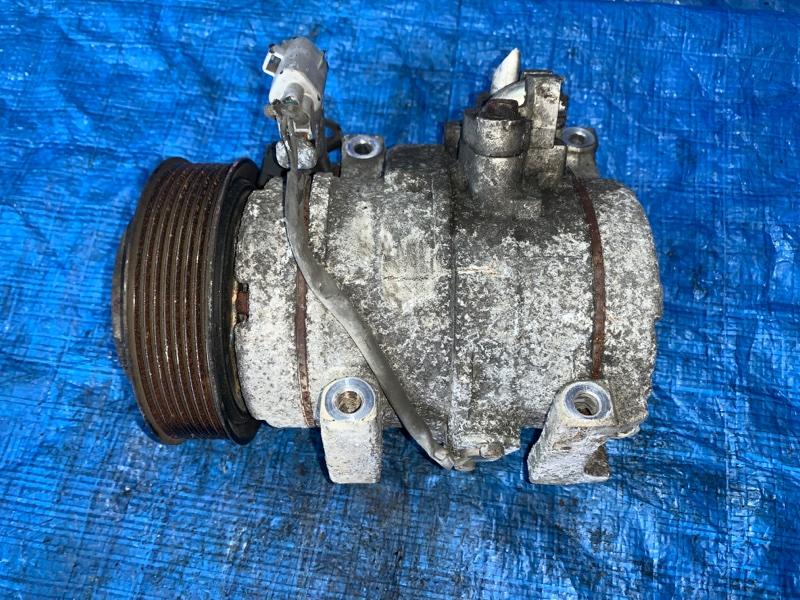 Компрессор кондиционера Toyota Estima ACR55 2AZFE (б/у)